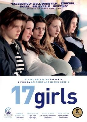 17 Girls (DVD)(2013)