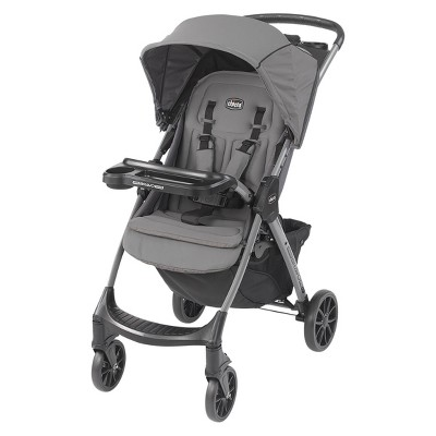 Chicco Mini Bravo Plus Stroller - Graphite