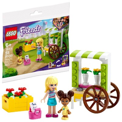 LEGO Friends Flower Cart 30413 Building Kit