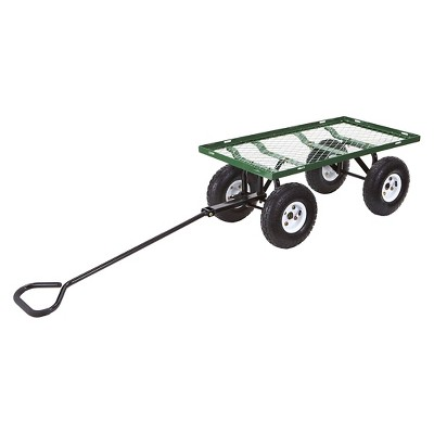 Charmant Gorilla Carts Steel Utility Garden Cart With Removable Sides, 400 Pound  Capacity