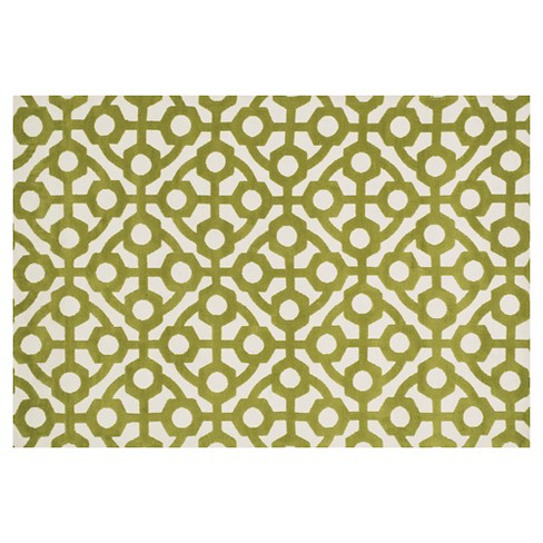 "Loloi Cassidy Accent Rug - Green (2'3""X3'9"") - image 1 of 1"