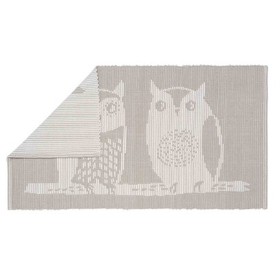 Taupe Floor Mat (20 x34 )- Now Designs