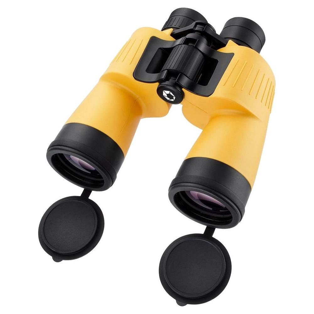 Barska 7x50mm Floating Binocular - Yellow