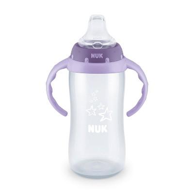 NUK Large Learner Fashion Cup with Tritan - Purple - 10oz