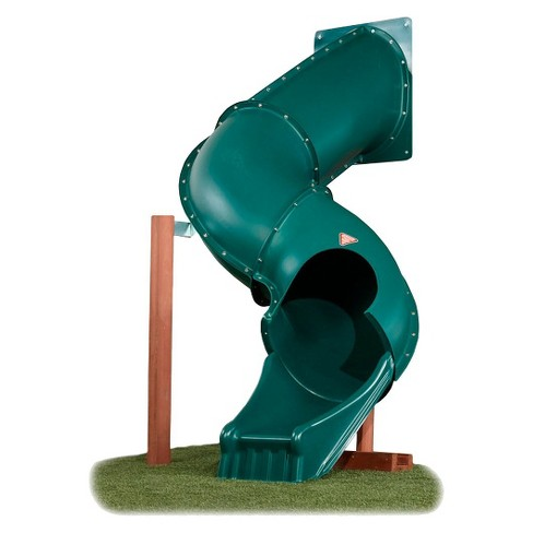 Swing-N-Slide Tunnel Twister Slide - image 1 of 2