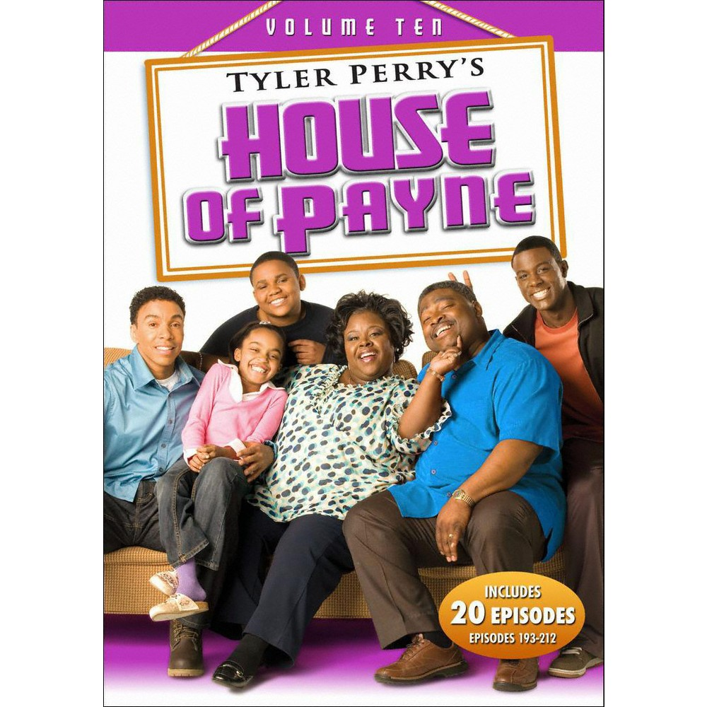 Tyler Perry's House of Payne, Vol. 10 [3 Discs]