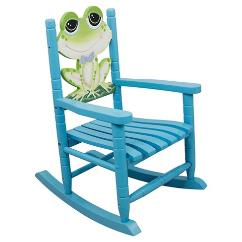 Fantasy Fields Froggy Rocking Chair - Teamson - image 1 of 3