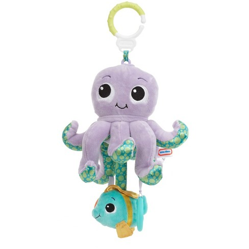 Little Tikes Soothe n Spin Octopus - Multi-Colored - image 1 of 4