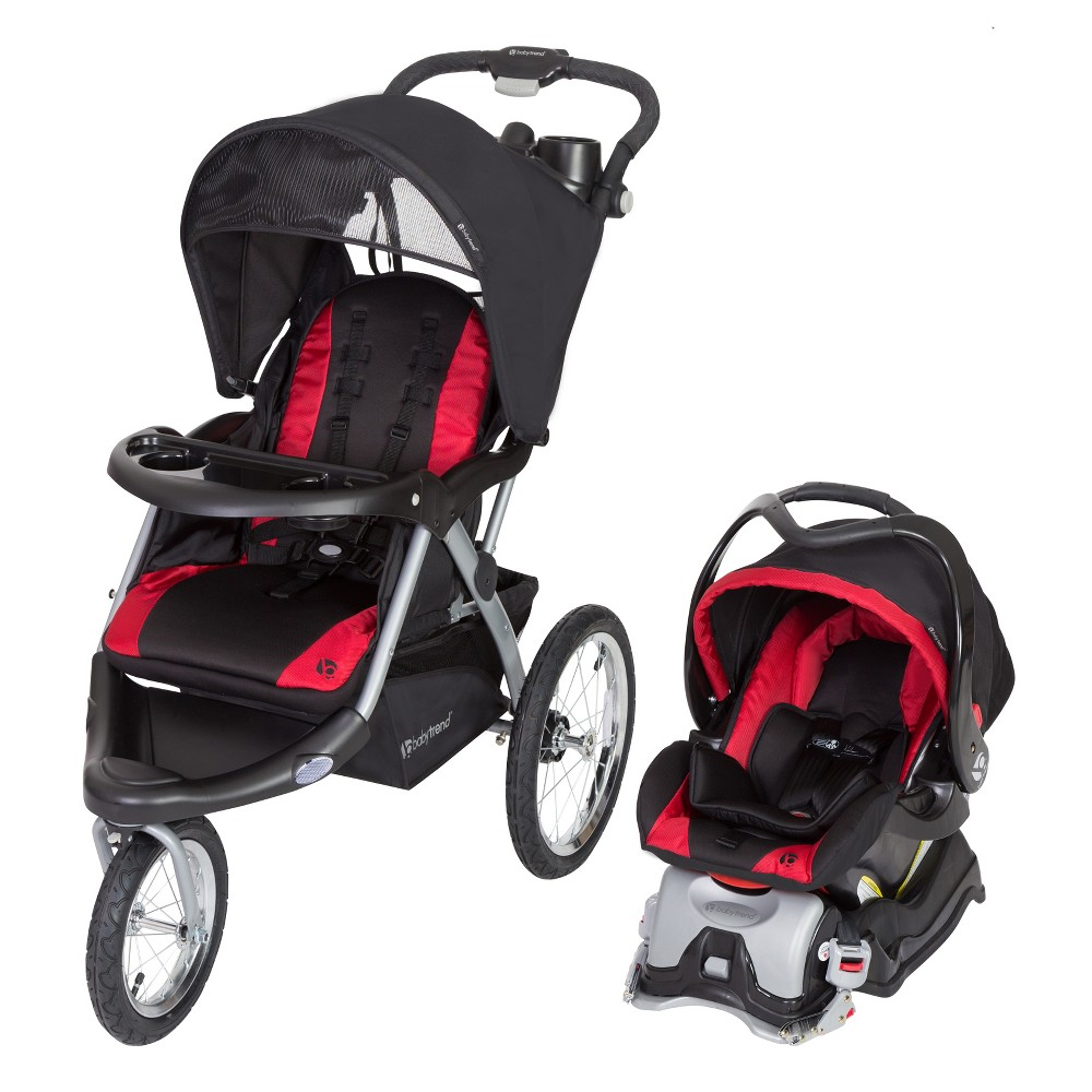 Image of Baby Trend Expedition GLX Travel System - Firestone