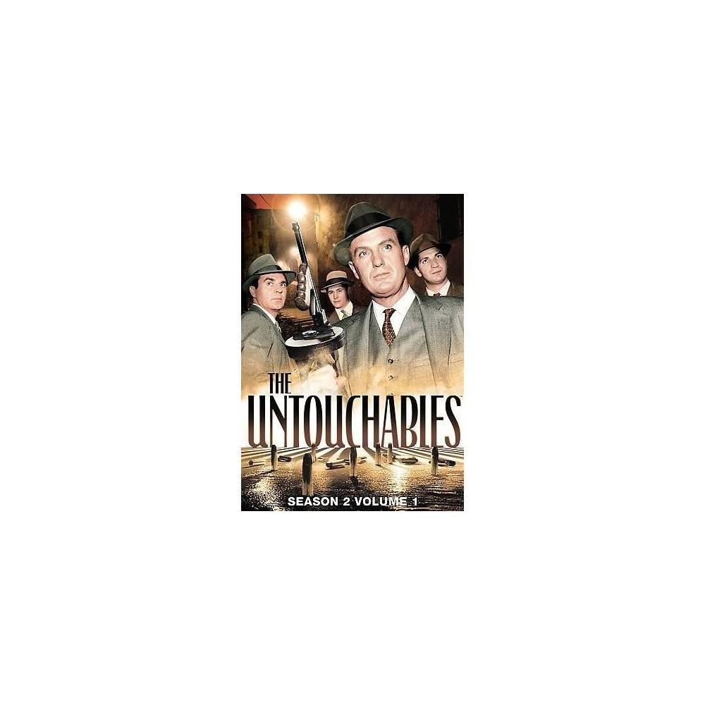 Untouchables:Season Two Vol 1 (Dvd)