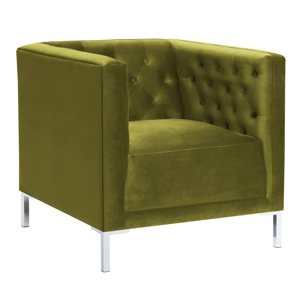 Tarah Accent Chair Apple Green - Picket House Furnishings