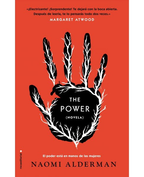 The Power -  by Naomi Alderman (Hardcover) - image 1 of 1