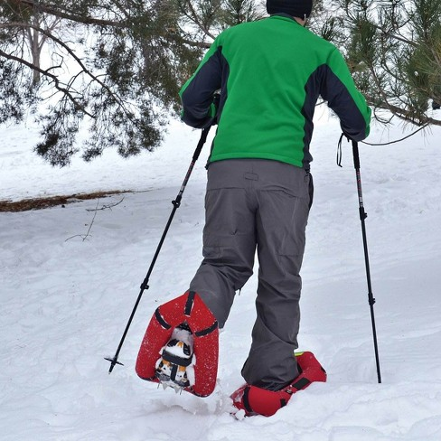 Yukon Charlie's Airlift Emergency Inflatable Snow Shoes w/ Crampons | 80-8001 - image 1 of 4