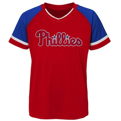 MLB Philadelphia Phillies Boys' Pullover Jersey