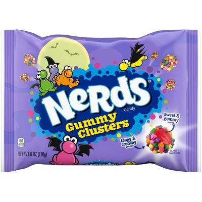 Nerds Halloween Cluster Pouch Bag - 6oz