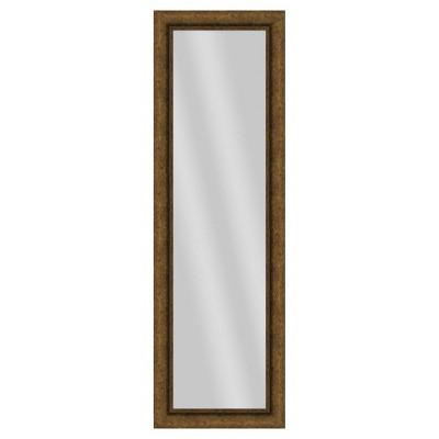 Floor Mirror PTM Images Deep Gold