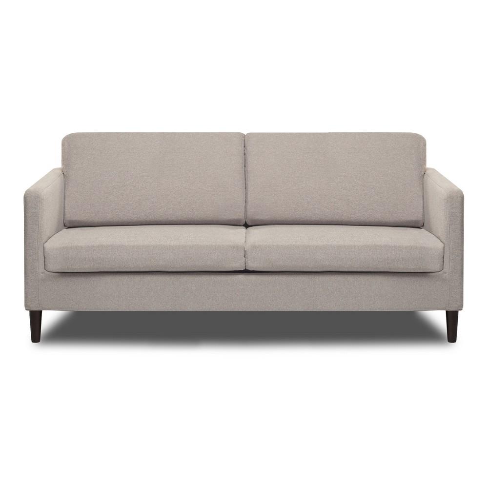 Image of Axis Sofa Cotton Flax Light Pebble - Sofas 2 Go