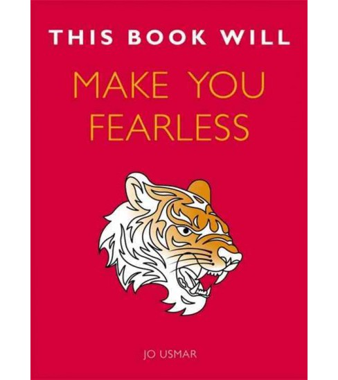 This Book Will Make You Fearless (Paperback) (Jo Usmar) - image 1 of 1