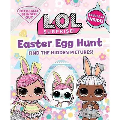 L.O.L. Surprise! Easter Egg Hunt - by  Insight Kids (Paperback)