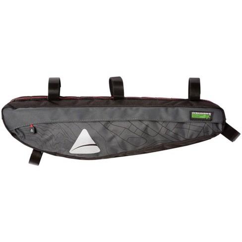 Axiom Seymour Oceanweave P2.5 FramePack Black Gray Bike Pack Water Resistant - image 1 of 4