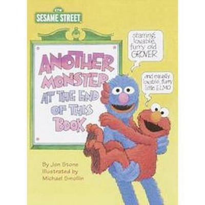 Another Monster at the End of This Book ( Big Bird's Favorites) by Jon Stone (Board Book)