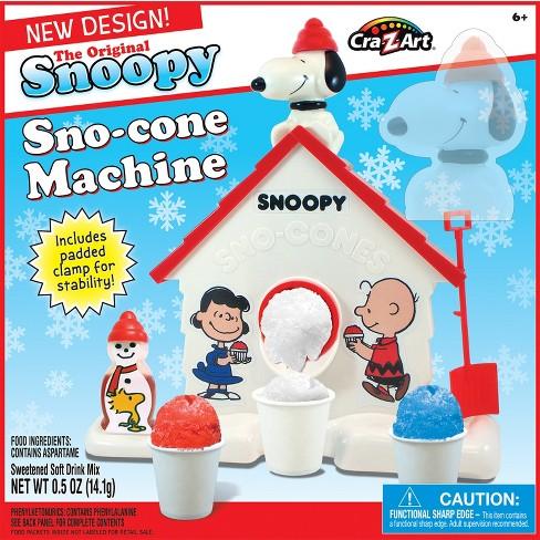 Snoopy Sno Cone Maker - image 1 of 4