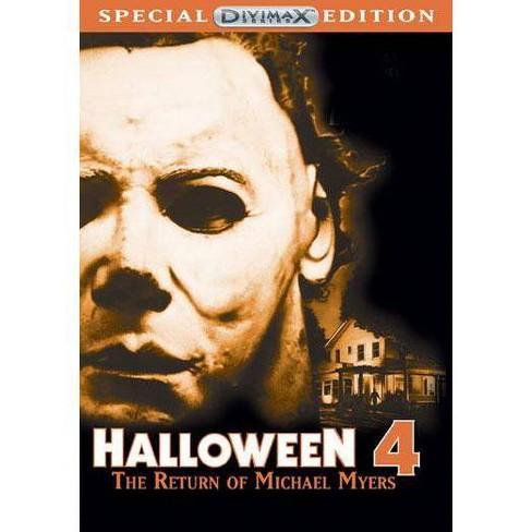 Michael Myers Halloween Dvd 2020 Halloween 4: The Return Of Michael Myers (DVD) : Target