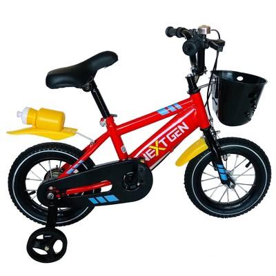 "Optimum Fulfillment NextGen 12"" Kids' Bike - Red"
