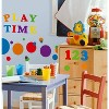 Primary Numbers Peel and Stick Wall Decal - RoomMates - image 3 of 3