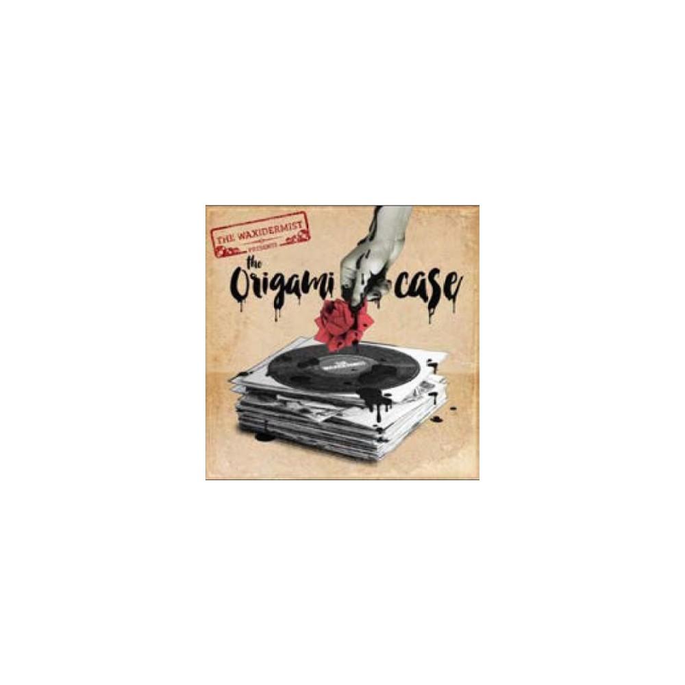 Waxidermist - Origami Case (Vinyl)