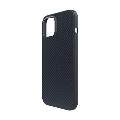 Evutec Apple iPhone 12/iPhone 12 Pro Case AER Karbon AFIX Mount Vent - Black