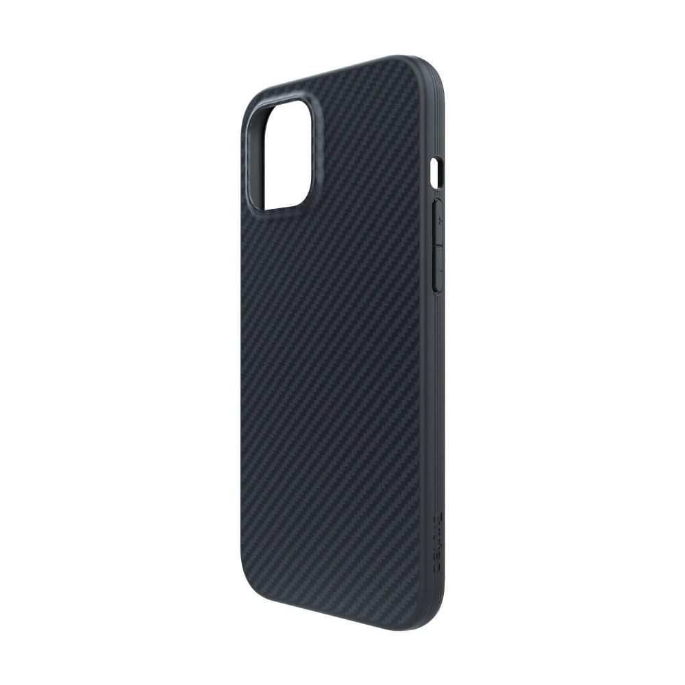 Evutec Apple Iphone 12 Iphone 12 Pro Case Aer Karbon Afix Mount Vent Black