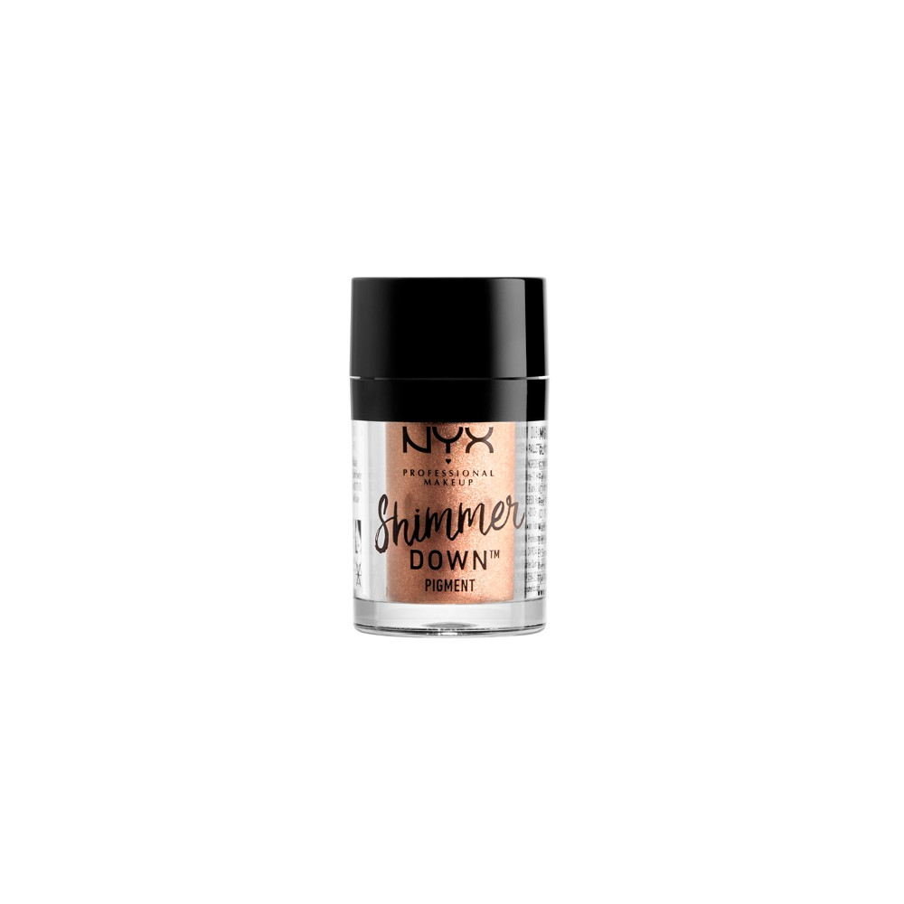 Nyx Professional Makeup Shimmer Down Pigment Nude