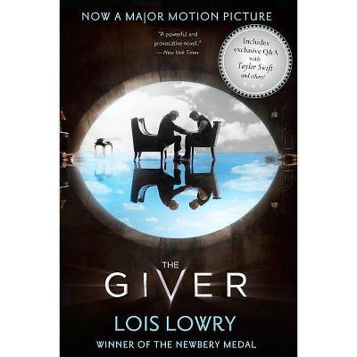 The Giver ( Giver Quartet) (Media Tie-In) (Paperback) by Lois Lowry