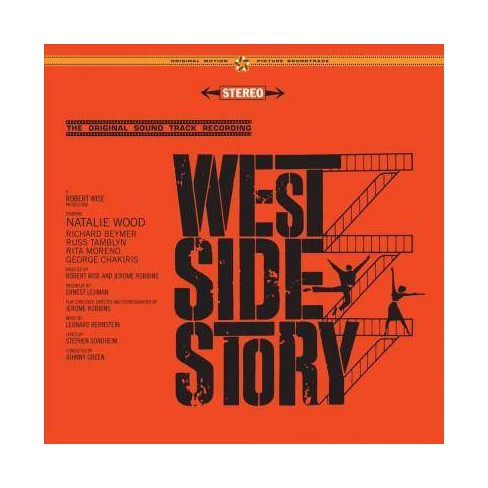 Leonard Bernstein - West Side Story (OST) (Vinyl) - image 1 of 1