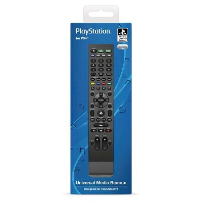 Official Universal Media Remote for PlayStation 4