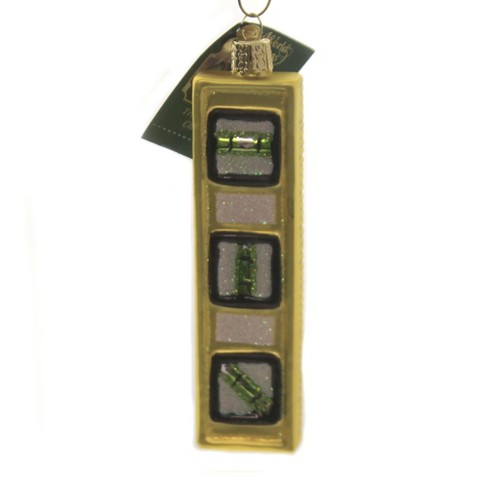 """Old World Christmas 5.0"""" Level Ornament Dyi Remodel Repairs - image 1 of 3"""