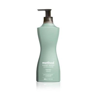 Method Gel Hand Soap - Rosemary - 11.5 fl oz