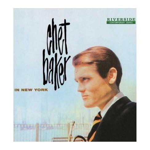 Chet Baker - Chet Baker In New York (Vinyl) - image 1 of 1