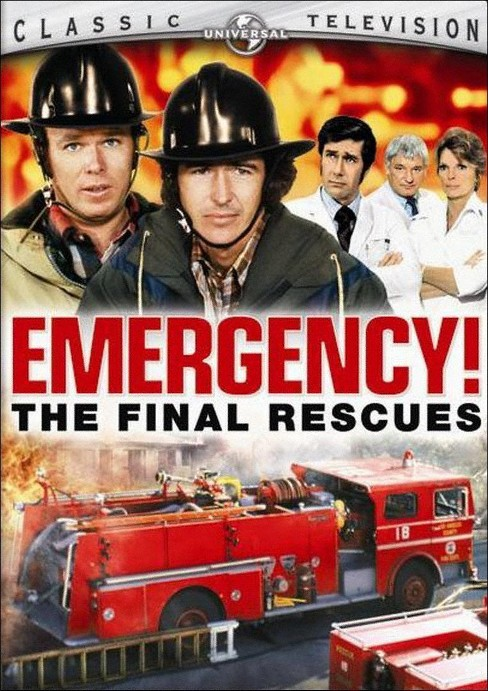 Emergency the final rescues (DVD) - image 1 of 1