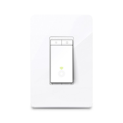 TP-Link Smart Wi-Fi Light Switch, Dimmer (HS220)