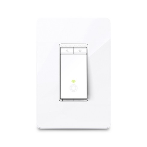 TP-Link Smart Wi-Fi Light Switch, Dimmer (HS220) - image 1 of 4
