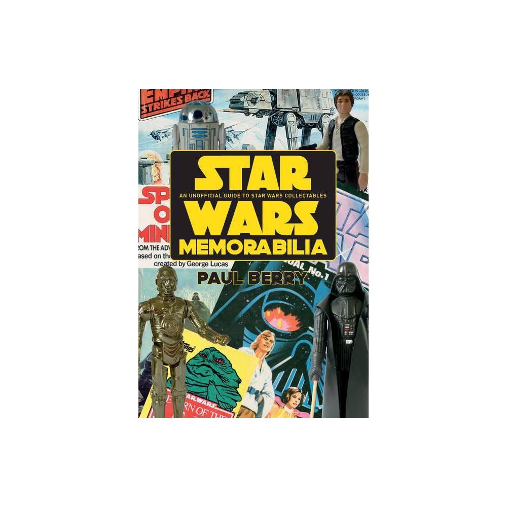 Star Wars Memorabilia By Paul Berry Paperback