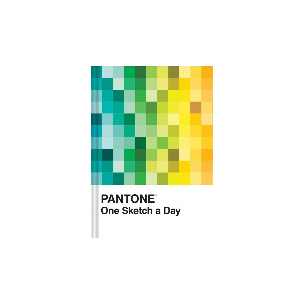 Pantone One Sketch a Day (Hardcover)