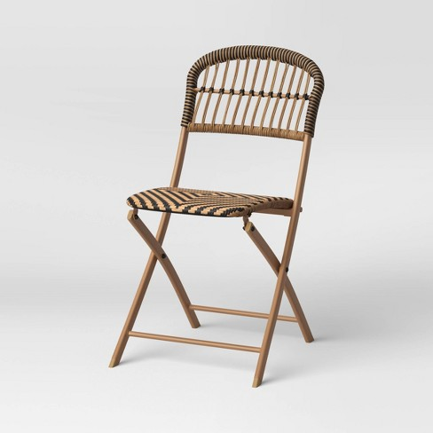Aster Folding Patio Chair - Opalhouse™ - image 1 of 4
