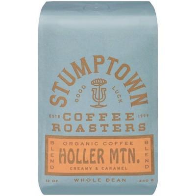 StumptownHoller Mountain Blend Light Roast Coffee - 12oz