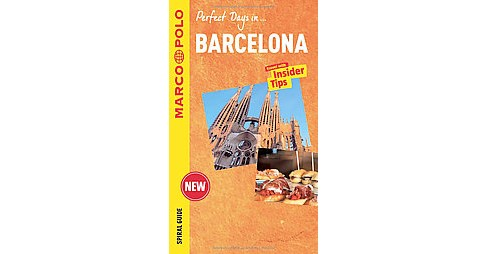 Marco Polo Perfect Days in Barcelona (Paperback) (Andrew Benson) - image 1 of 1