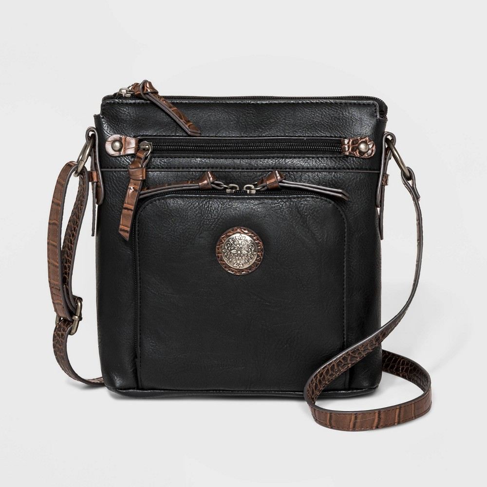 Image of Bueno Crossbody Bag - Black, Women's