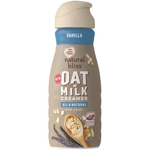 Coffee Mate Natural Bliss Vanilla OatMilk Creamer - 1pt - image 1 of 3