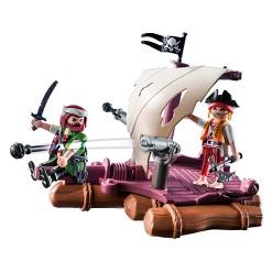 Playmobil Pirate Raft Playset